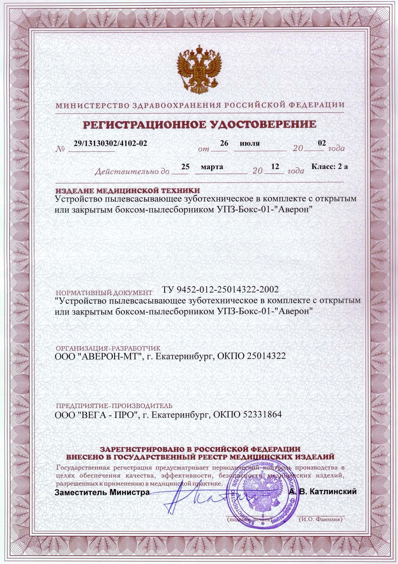 Изделия для зуботехнических сертификация сертификация оборудования кабельная продукция